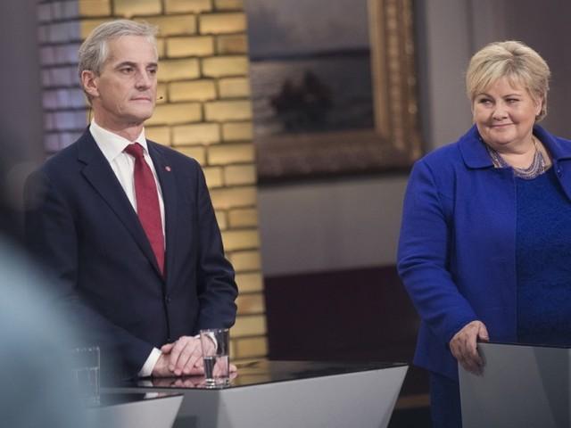 Konservatives Regierungslager siegt in Norwegen