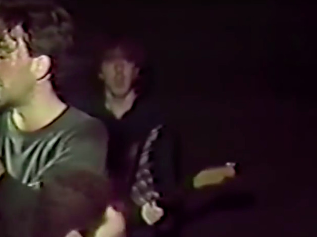 R.E.M. - Live at the Raleigh Underground |1982 Konzert Footage