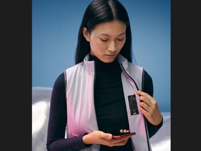 Beheizbare Winterkollektion verbindet Technologie und Mode
