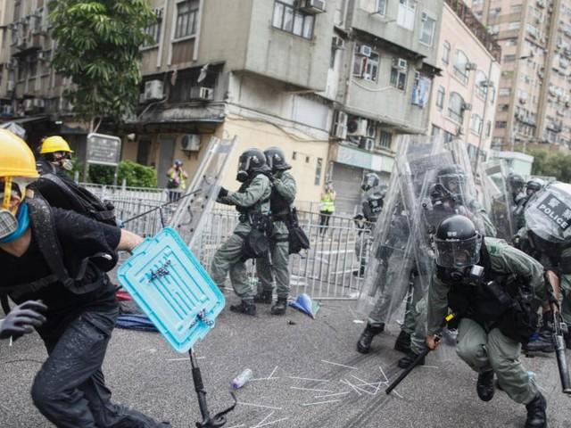 Proteste in Hongkong: Wut auf die Regierung wächst