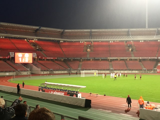 U21 unterliegt Bayern II mit 1:2