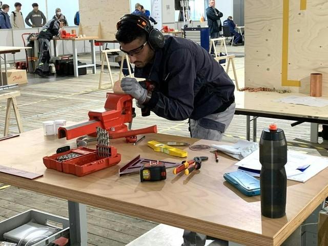 EuroSkills in Graz: 400 Fachkräfte rittern um Medaillen
