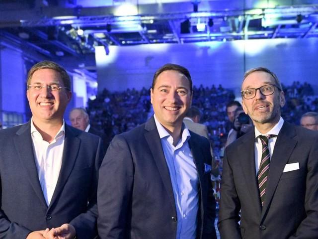 OÖ-Wahl: Wels bleibt blau