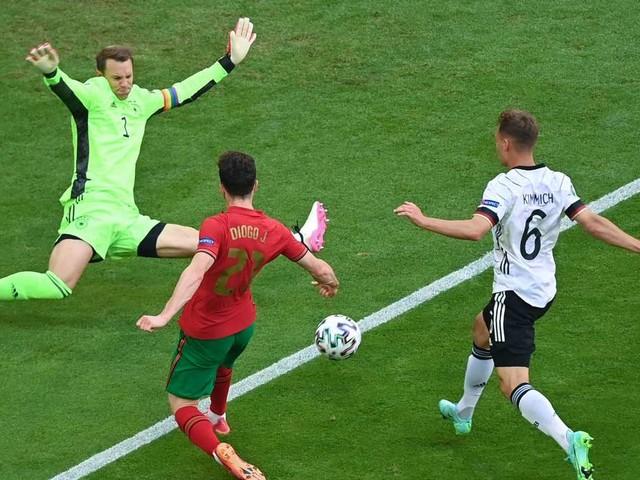 Wieder Greenpeace-Einsatz bei DFB-Spiel? Star der ersten Hälfte gegen Portugal war kein Spieler