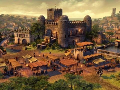 Age of Empires III: DE - Neue Erweiterung The African Royals im Trailer