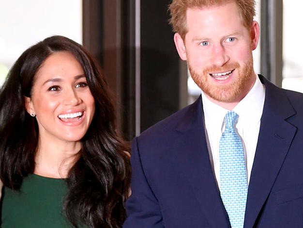 Herzogin Meghan trägt besonderes Kleid: Rührender Moment mit Prinz Harry