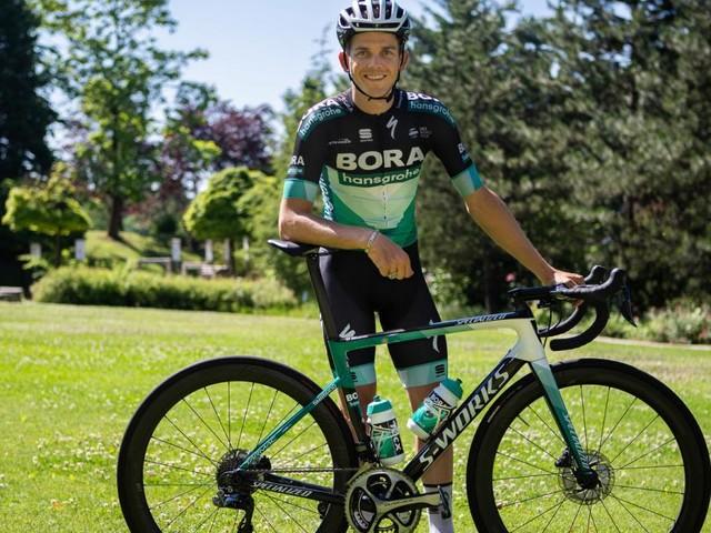 """Radprofi Mühlberger zur Tour: """"Ich kann eine Etappe gewinnen"""""""
