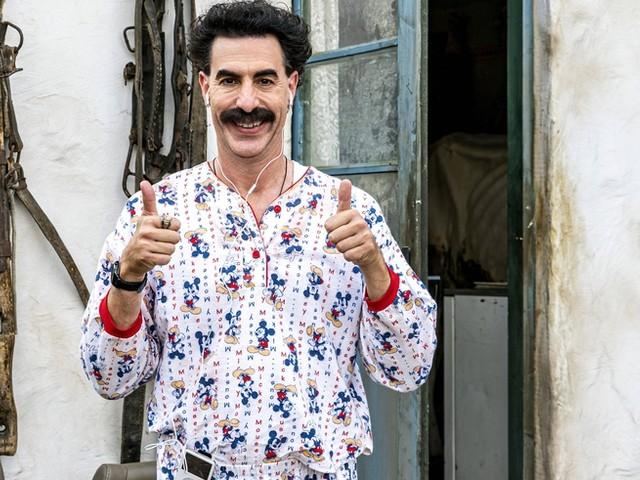 "Wut über ""Borat""-Filmszene: Trump nennt Sacha Baron Cohen ""verlogenen Typ"""