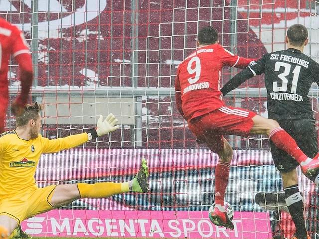 Bundesliga, 33.Spieltag - SC Freiburg gegen FC Bayern im Live-Ticker: Ein Tor fehlt! Lewandowski winkt Torrekord