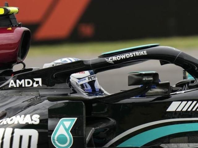 Bottas im ersten Training in Sotschi vor Hamilton