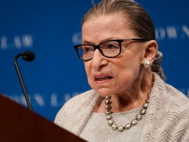 """""""Es wird eine Frau"""": Trump strebt rasche Ginsburg-Nachfolge an"""