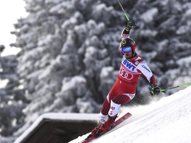 Hirscher rast in Adelboden zu Weltcup-Sieg Nummer 66