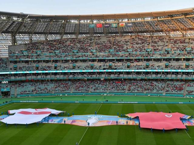 Türkei gegen Wales bei der EM 2021: Technische Probleme in Baku – Störung bei ARD-Übertragung