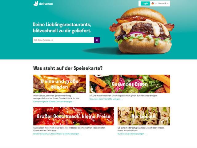 Rückzug: Deliveroo-Aus in zehn deutschen Städten!