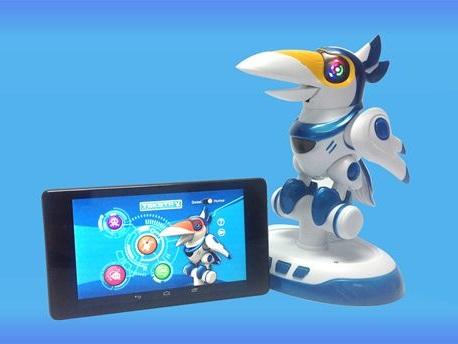 Teksta Toucan: Der nächste Spielzeug-Hack bei Genesis Industries