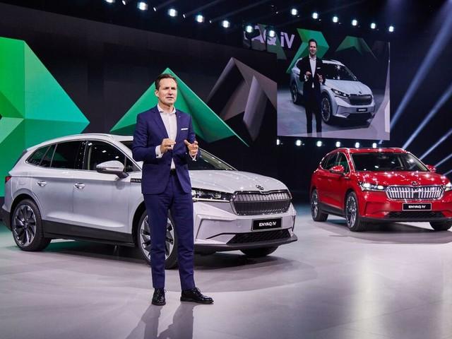Thomas Schäfer: Skoda-Chef beklagt Chipmangel – 100.000 Autos werden nicht gebaut