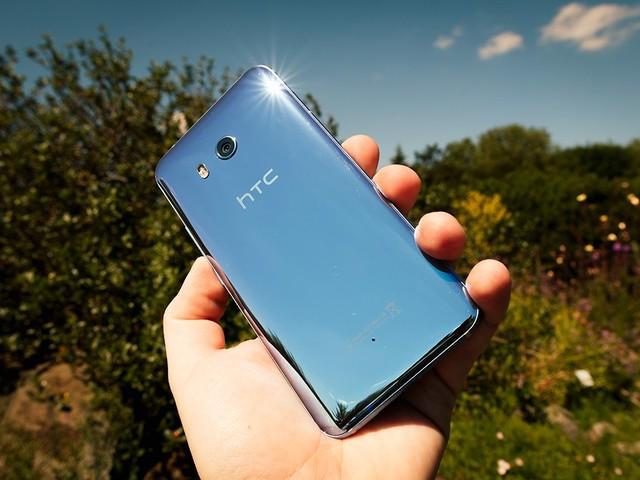 HTC U11: Android 8.0 Oreo wird ab heute in den USA verteilt