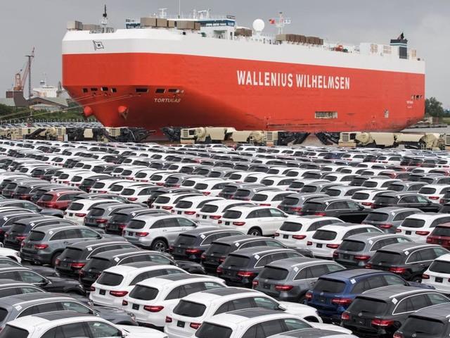 US-Handelsministerium legt Trump Report zu europäischen Autos vor