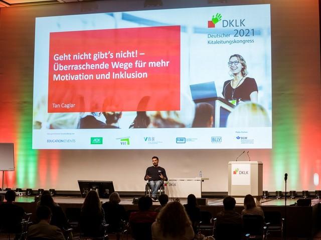 Deutschlands Leitveranstaltung für frühkindliche Bildung: Der Deutsche Kitaleitungskongress (DKLK) ist live in Leipzig zu erleben