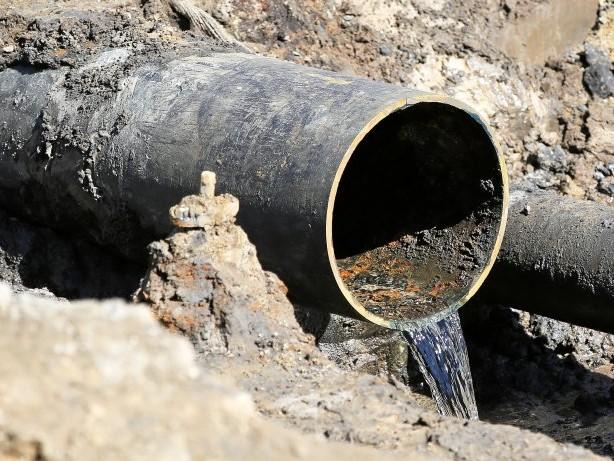 Wasserversorgung: Hagen-Hohenlimburg: Aktuell Wasserrohrbruch an Hauptleitung