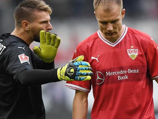 DFB-Pokal - HansaRostockgegen VfBStuttgart im Live-Ticker: 1:0 nach Bastuber-Patzer