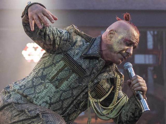 Rammstein live in Tampere (Finnland): Fotos, Videos, Setlist