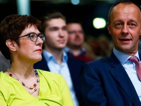 Nach Machtwechsel in der CDU: Friedrich Merz, bleib unter uns!