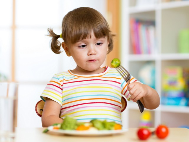 Vegane Ernährung kann bei Kindern Nährstoffunterversorgung begünstigen