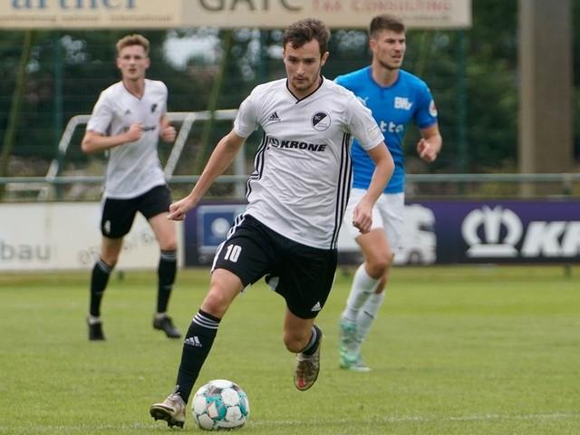 Verletzung von Artem Popov trübt die Freude des SC Spelle-Venhaus