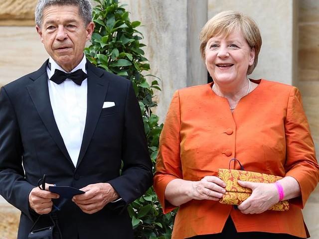 Festspielstart in Bayreuth: Merkel bekommt den ersten Applaus