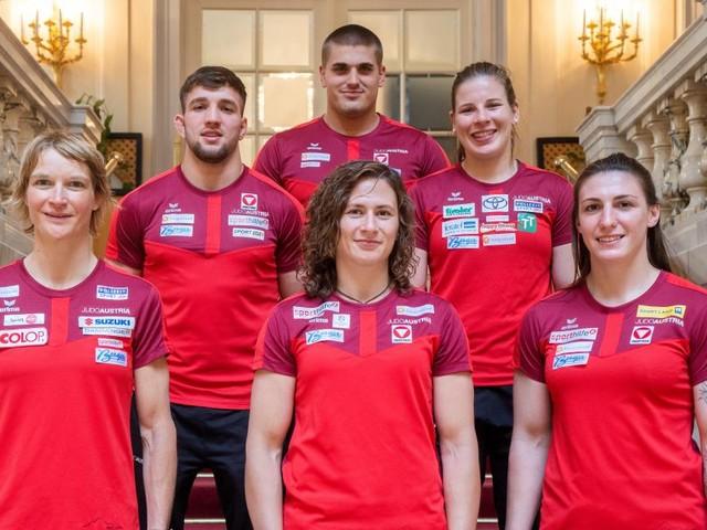Österreich reist mit Judo-Sextett zu den Olympischen Spielen