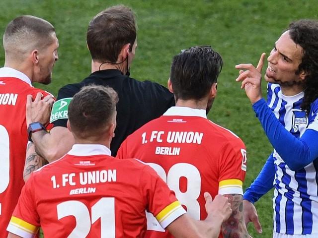 Sport kompakt: Hertha BSC holt Punkt bei Union Berlin