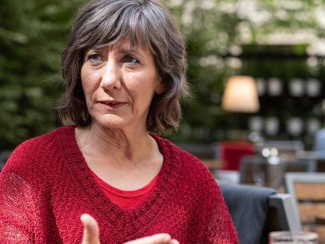 """Birgit Hebein: """"Das Bild von den Grünen korrigieren"""""""