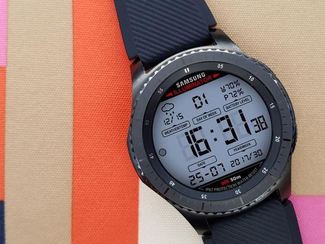 MediaMarkt WSV: Samsung Gear S3 Frontier für 214 Euro