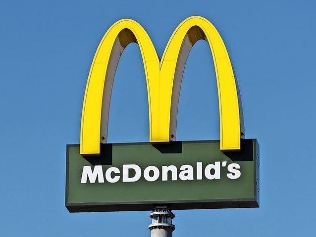 McDonald's wirbt in den USAfür Corona-Impfungen
