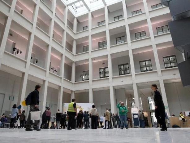 """Schubkraft für Diskussion: Berliner Humboldt Forum als """"neue Chance für Rückgaben"""""""