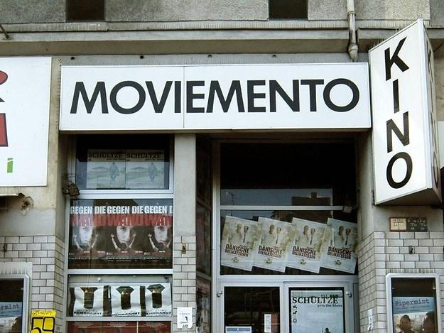 Moviemento: Betreiber wollen das älteste Kino Deutschlands retten – mit Crowdfunding