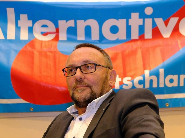 Polizei veröffentlicht Video zum Angriff auf AfD-Politiker Frank Magnitz