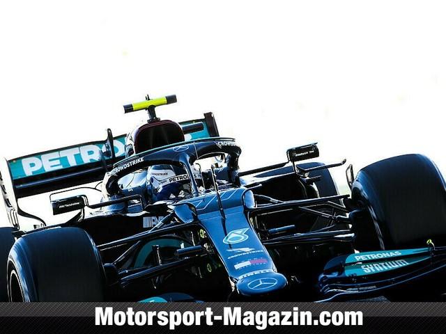 Formel 1, Sotschi FP2: Mercedes dominiert, Red Bull schwächelt