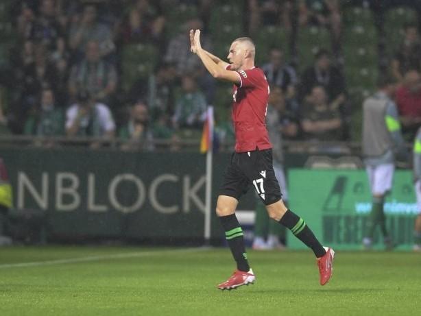 2. Bundesliga: Glückliches 1:1: Werder Bremen enttäuscht gegen Hannover 96