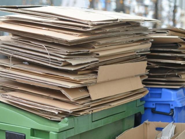 Chinas Altpapier-Bann lässt Deutschlands Müllgebühren steigen
