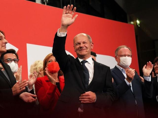 SPD vor der CDU: Das Wichtigste aus der Wahlnacht