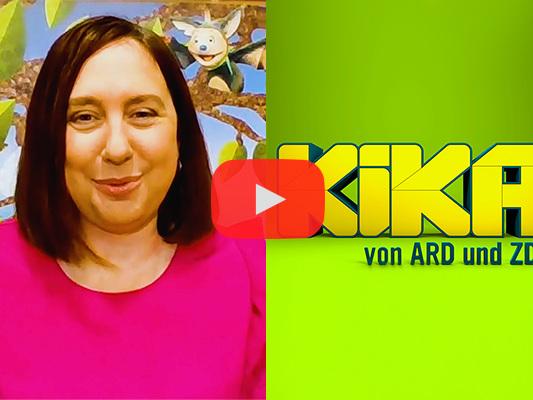 """""""Das Digitale ist für uns das größte Projekt."""" Kika-Chefin Astrid Plenk über die Zukunft des Kinderfernsehens."""