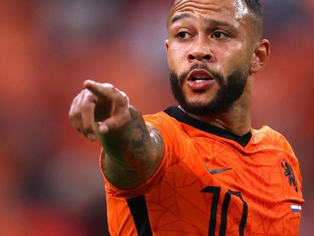 Niederlande-Star Depay von Lyon zum FC Barcelona