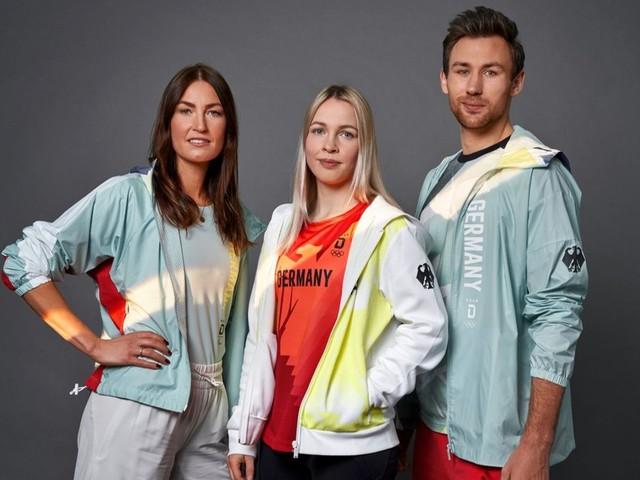 Olympia 2021 in Tokio: So sieht das neue Outfit des deutschen Teams aus