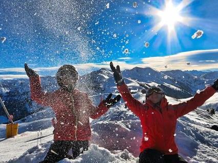 Steiler Geheimtrip im Ski Juwel
