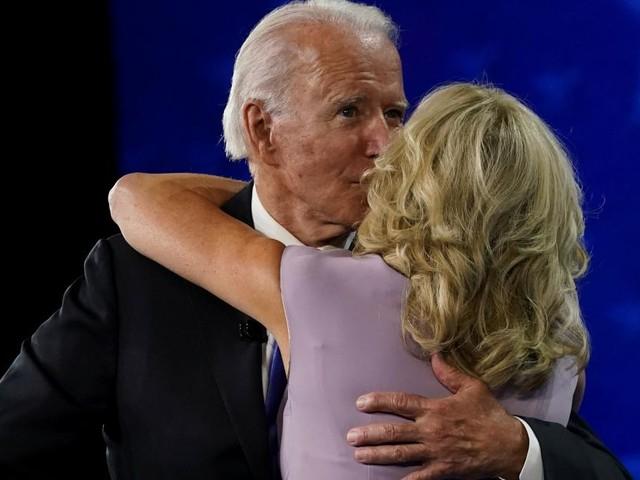 """Biden nimmt Nominierung an, will """"Spaltung"""" der USA überwinden"""