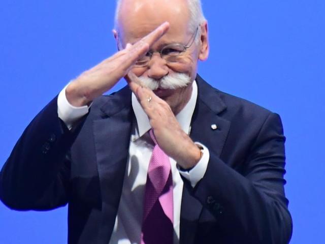 Daimler muss wegen Chipmangel Produktion im Stammwerk stoppen