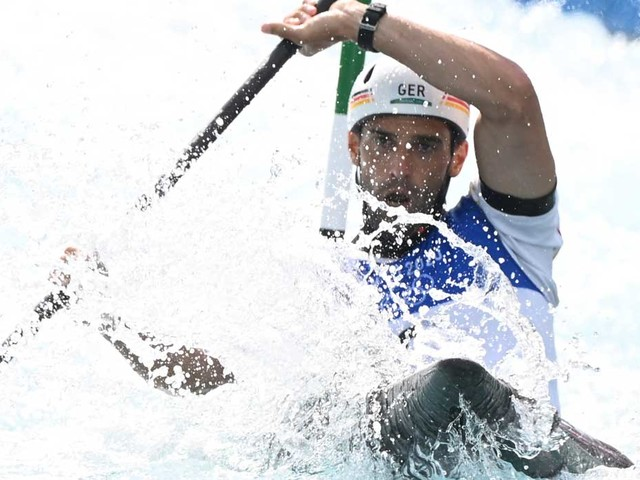 Olympia: Weitere Medaille im Kanuslalom: Aigner holt Olympia-Bronze