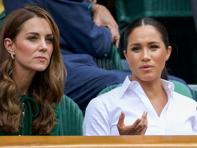 Falscher Bericht über weinende Kate: Meghans desperate Mail an Royals geleakt